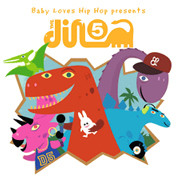 Baby Loves Hip Hop Presents The DINO5 カバー画像