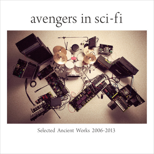 avengers in sci-fi「Selected Ancient Works 2006-2013」Artwork