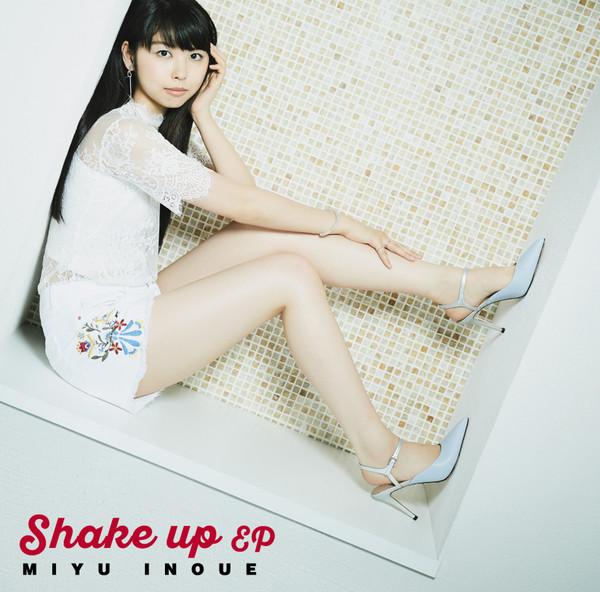 Shake up -EP(通常盤)