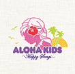 ALOHA KIDS~Happy Songs~ カバー画像