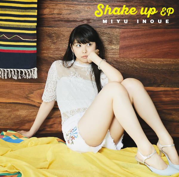 Shake up -EP(初回限定盤)