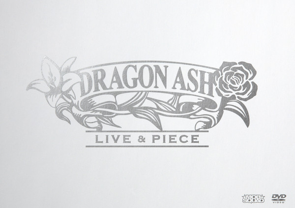 Dragon Ash「LIVE & PIECE」Artwork