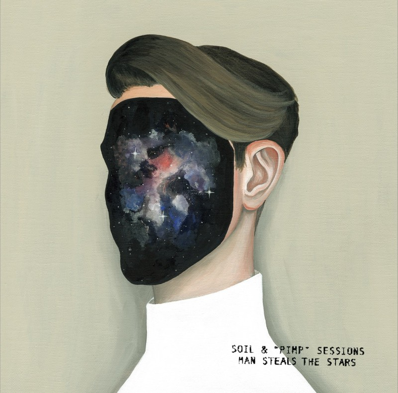 MAN STEALS THE STARS(通常盤)