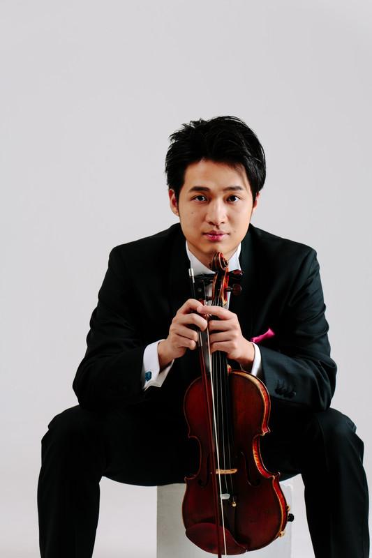 中村 太地(ヴァイオリン)