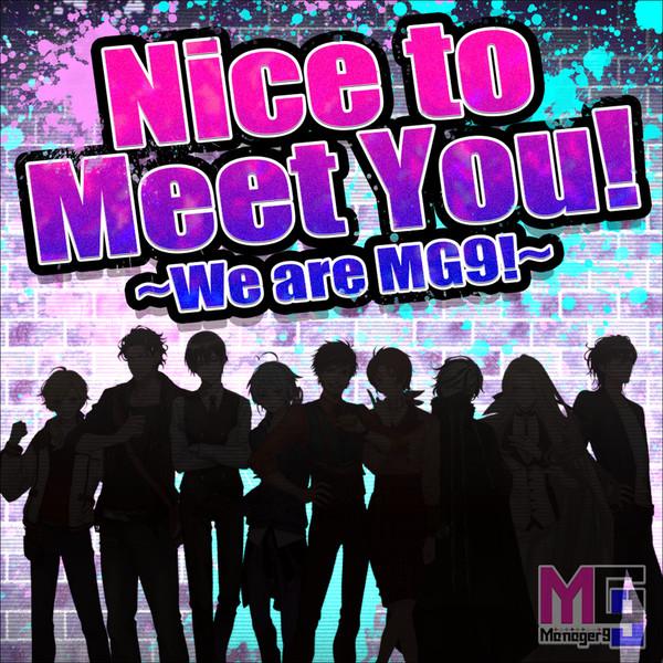 mg9 nice to meet you we are mg9 ゲームsize ビクター