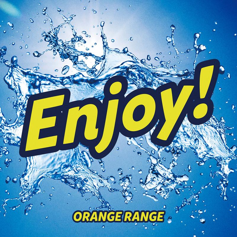 ORANGE RANGE   Enjoy!   ビクターエンタテインメント