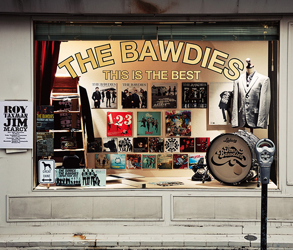 The Bawdies Anniversary Year Special Website